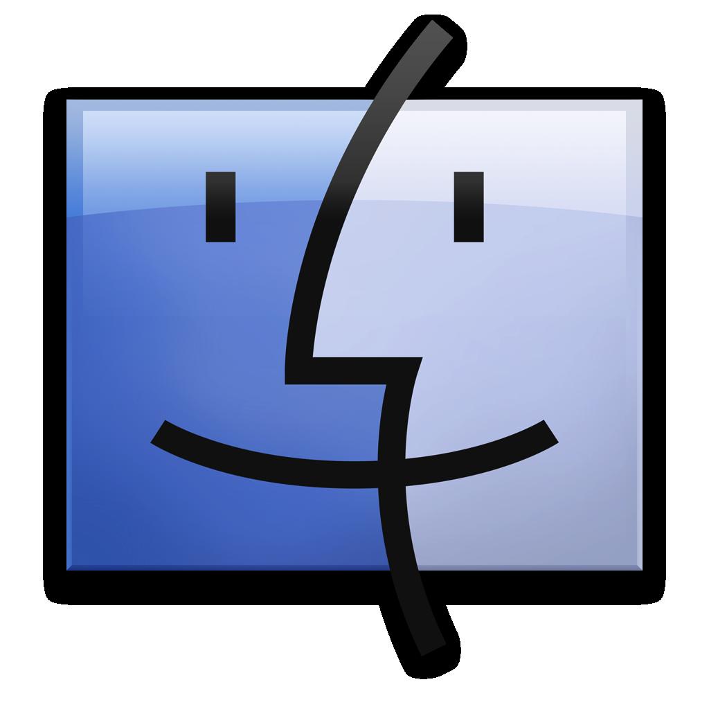Mac OS X PNG Transparent Images.