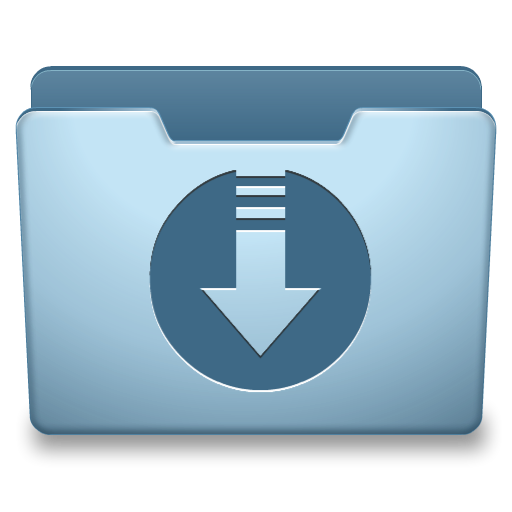 Ocean blue Download Icon Png #4378.