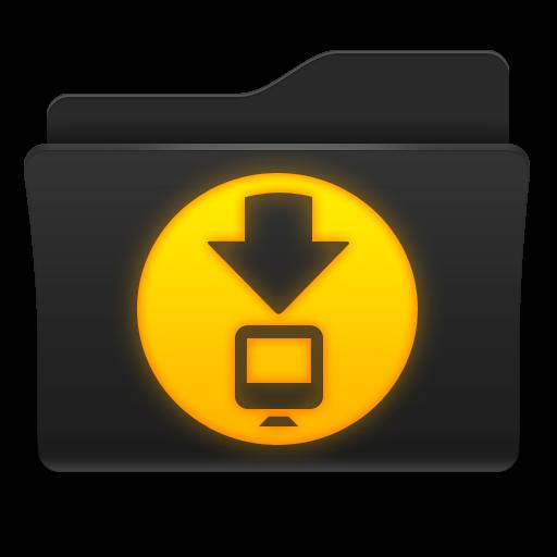 Downloads Icon.