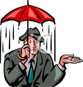 Downpour Clipart.