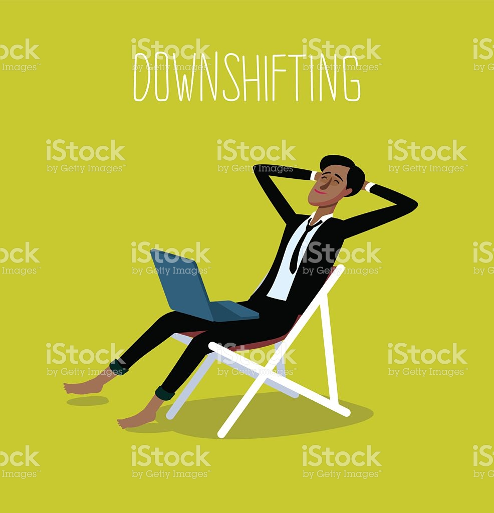Downshifting stock vector art 613019584.