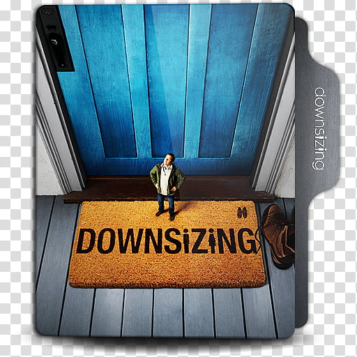 Downsizing Folder Icon, Downsizing () transparent background.