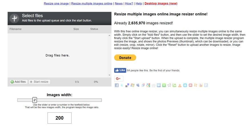 10 Easiest Image Resizer Tools to Resize Image Online Free.