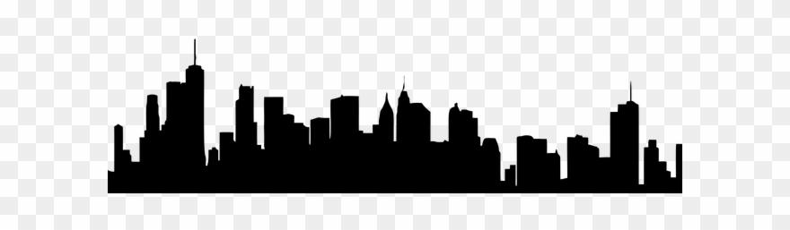 Skyline Clipart Downtown La.