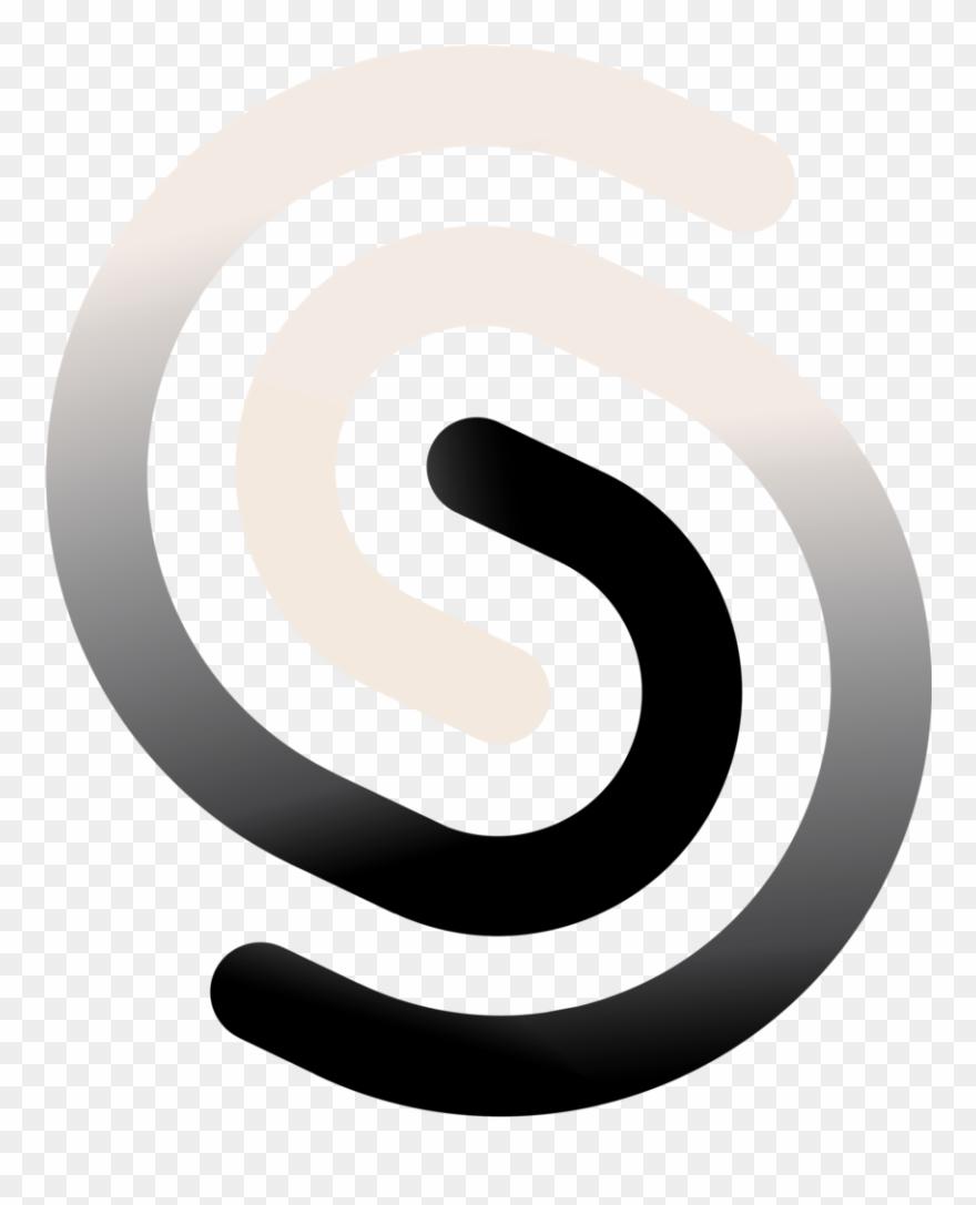Downward Spiral Clipart.