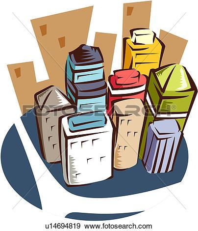 Downtown Clipart EPS Images. 17,421 downtown clip art vector.