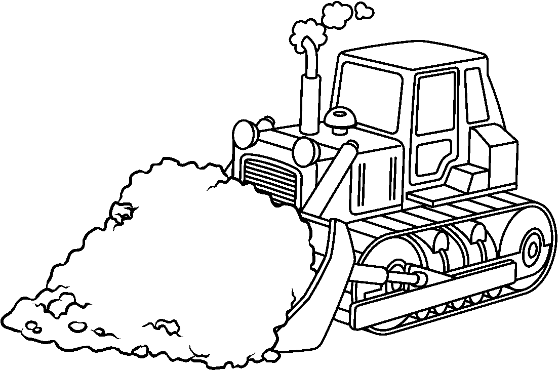 Image of Bulldozer Clipart Bulldozer Clip Art.