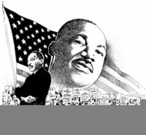Free Dr King Clipart.