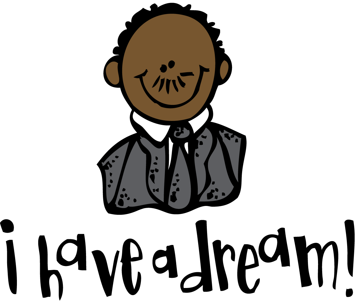 Clipart martin luther king clipart images gallery for free download.