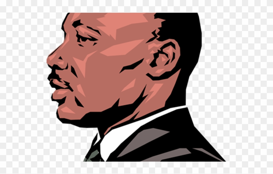 Martin Luther King Clipart.