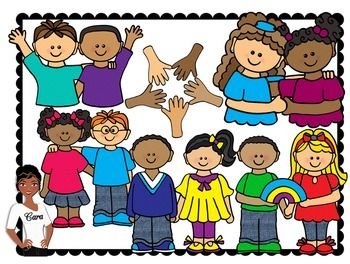 Martin Luther King Jr Day Clipart.