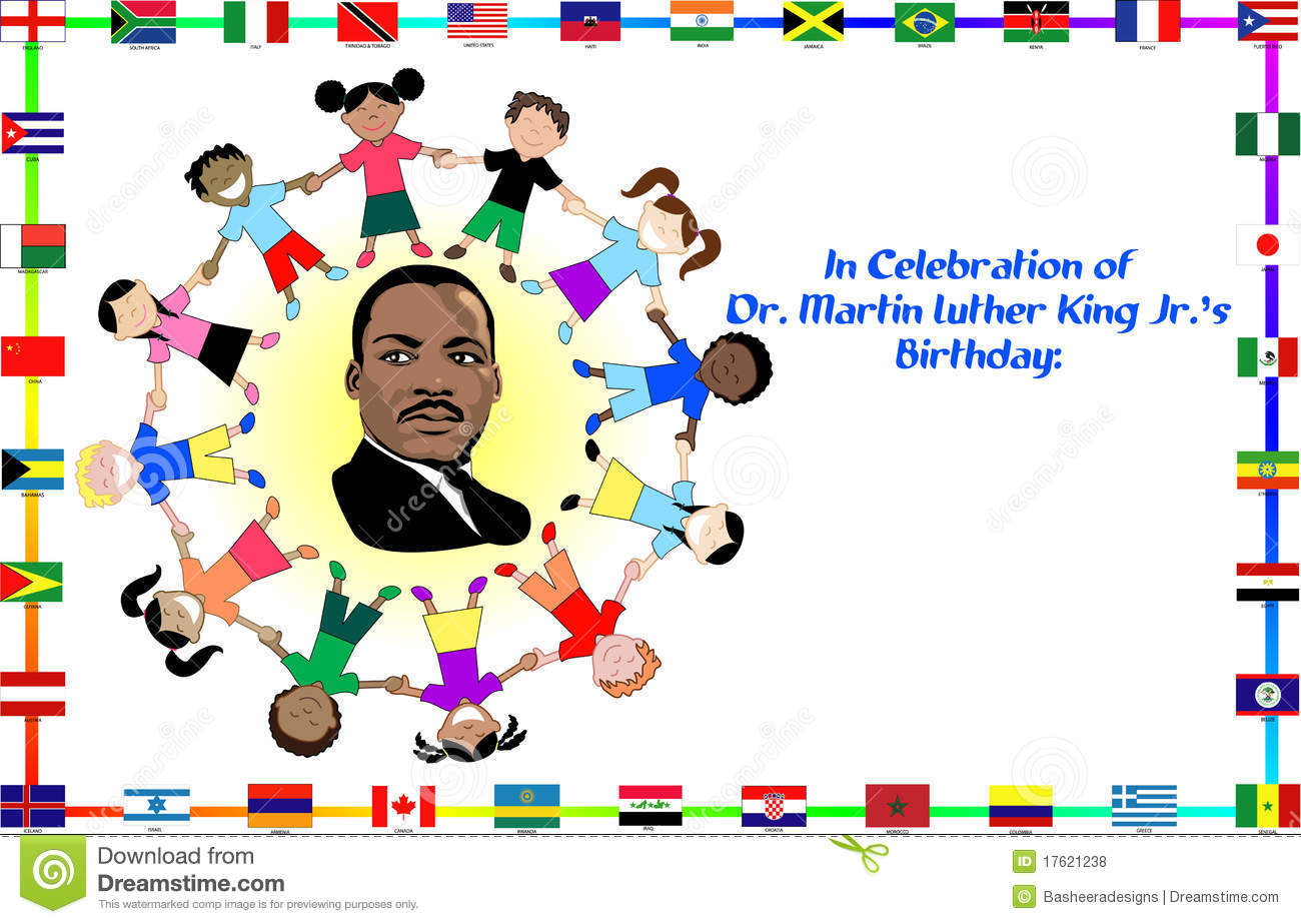 Martin Luther King Clip Art Free.