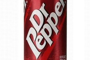 Dr pepper clipart 4 » Clipart Station.