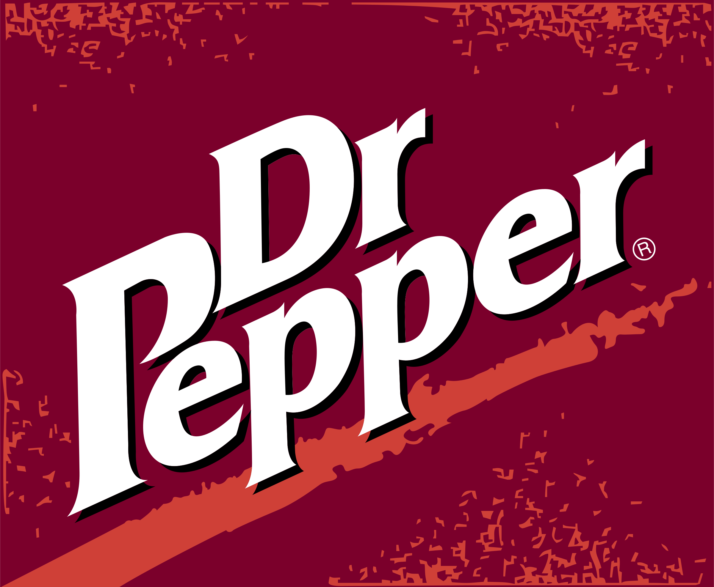 Dr Pepper Logo PNG Transparent & SVG Vector.