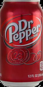 Dr. Pepper.
