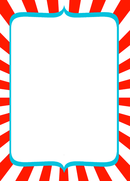 Dr seuss border free clipart images gallery for free download.
