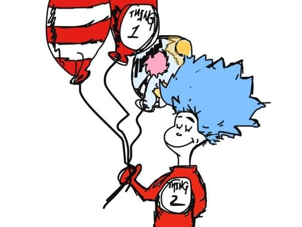 Dr Seuss Birthday Clipart (104+ images in Collection) Page 1.