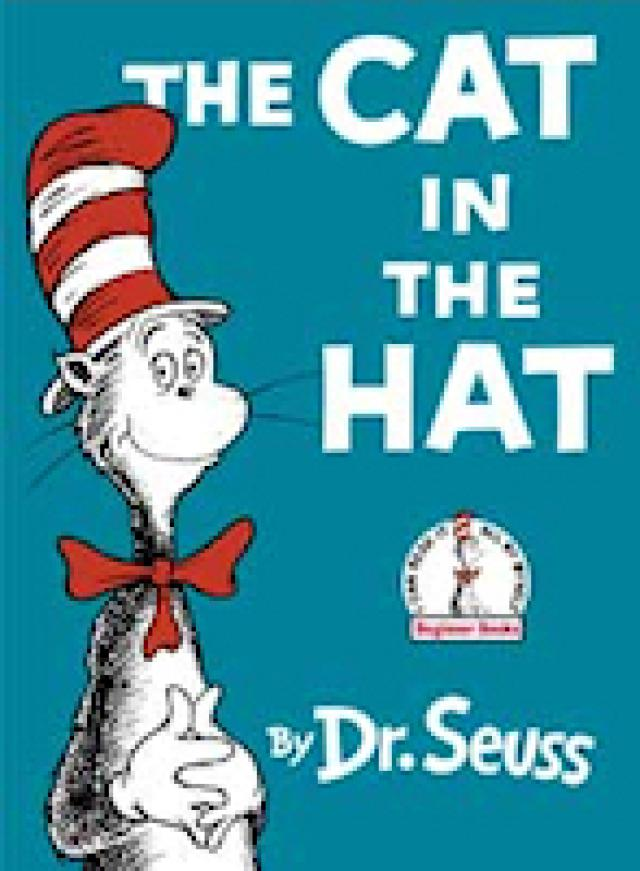 Dr Seuss Books Clipart.