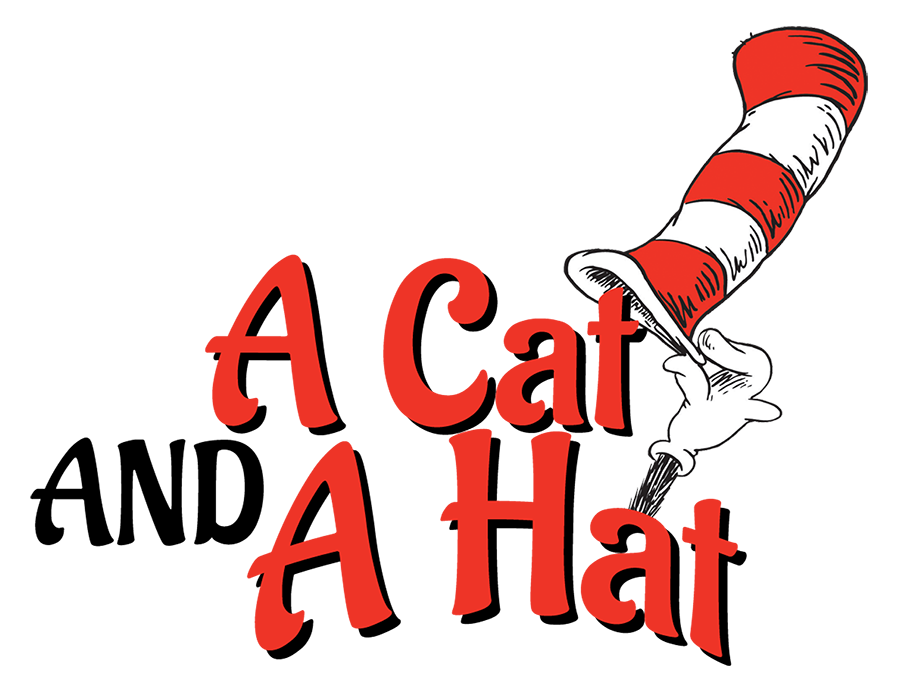 The cat and the hat graphic royalty free download png files, Free.