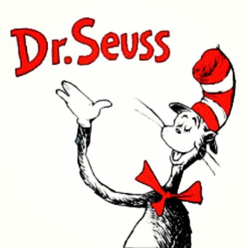 Dr Seuss Clip Art N35 free image.
