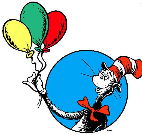Dr seuss clipart free 2 » Clipart Station.