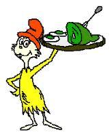 Dr Seuss Clip Art Green Eggs And Ham.