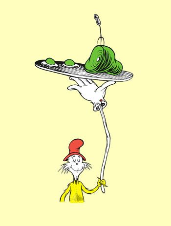 Green Eggs and Ham: Activities and Printables.
