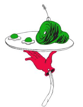 Green Eggs & Ham Clip Art, Dr. Seuss Clipart, Hand drawn Dr. Seuss  Illustrations.