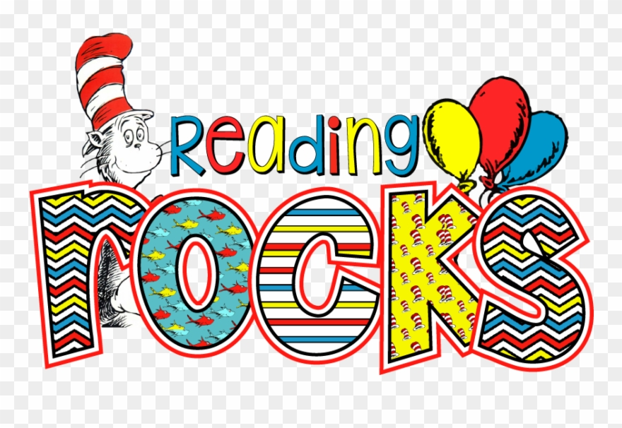 Download Dr Seuss Read Clipart Read Across America.