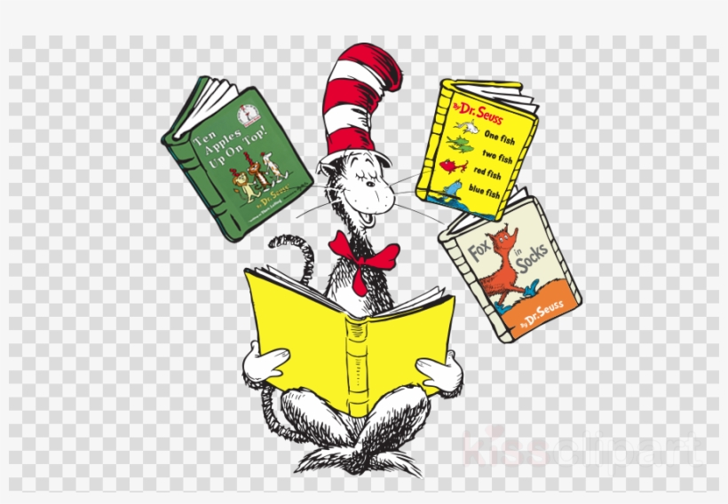 Dr Seuss Clip Art Clipart The Cat In The Hat Green.