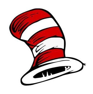 dr seuss hat clipart.