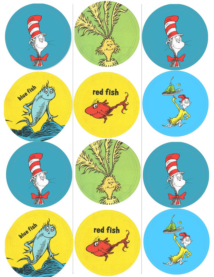 Dr Seuss Clipart Printable 20 Free Cliparts
