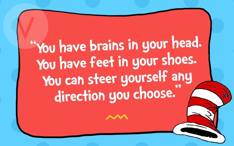 12 Dr Seuss Quotes Which Prove That the Wisest Life Lessons.