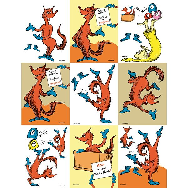 15 Awesome fox in socks clip art.