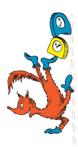 Fox in Socks (Character).