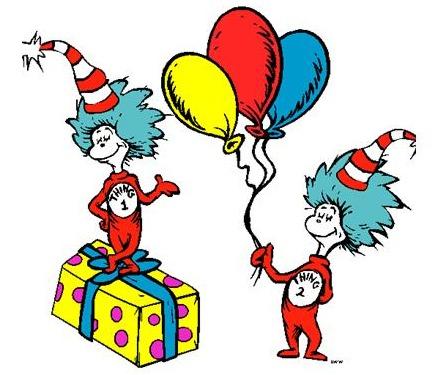 Free Dr Seuss Clip Art Images.
