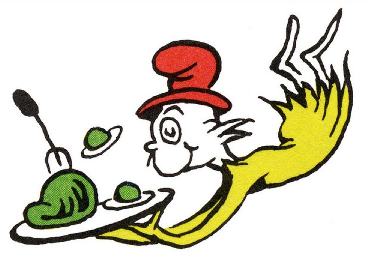 Green Eggs And Ham Clipart.