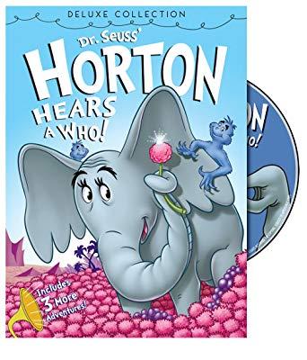 Amazon.com: Dr. Seuss' Horton Hears a Who (Deluxe Edition): Various.