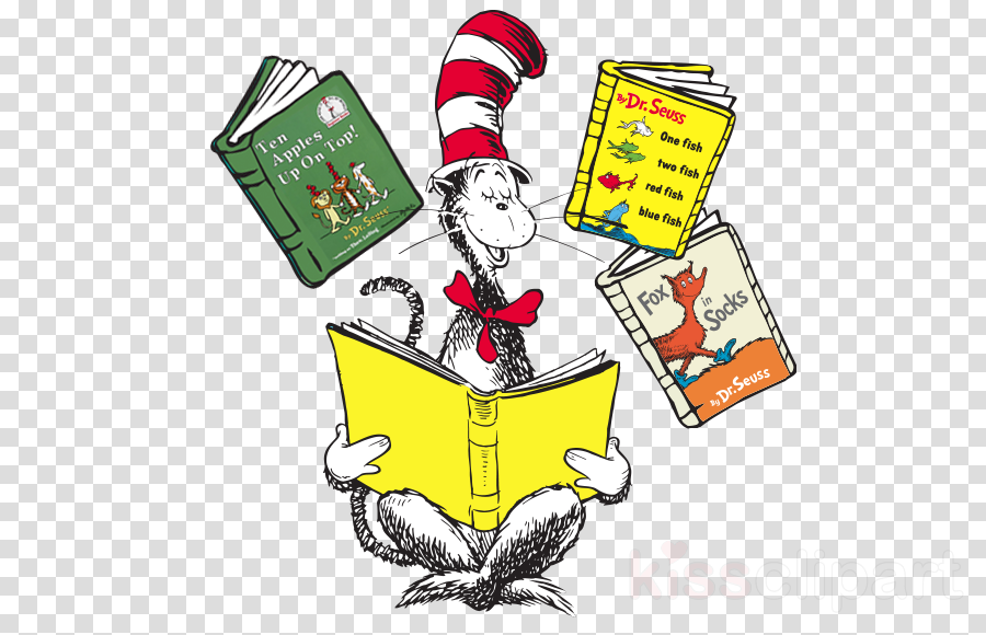 Download Dr Seuss Clip Art Clipart The Cat In The Hat Green.