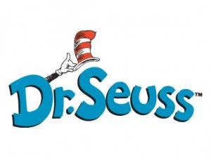 Dr. Seuss Logo.