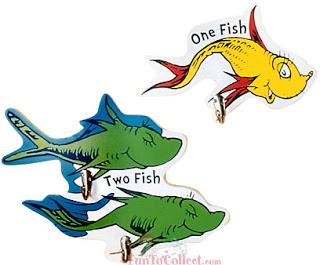 Dr Seuss Fish Clip Art.