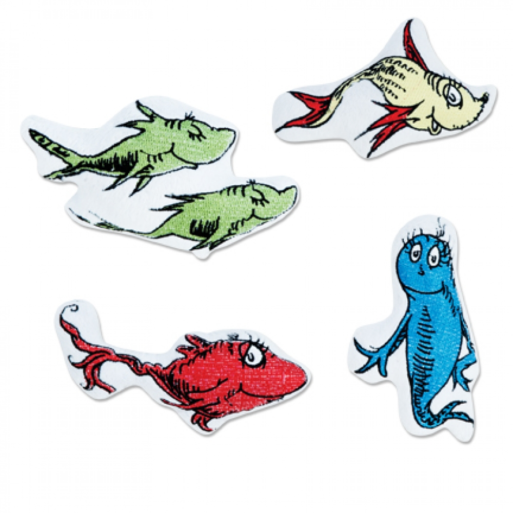 Dr. Suess One Fish Two Fish.