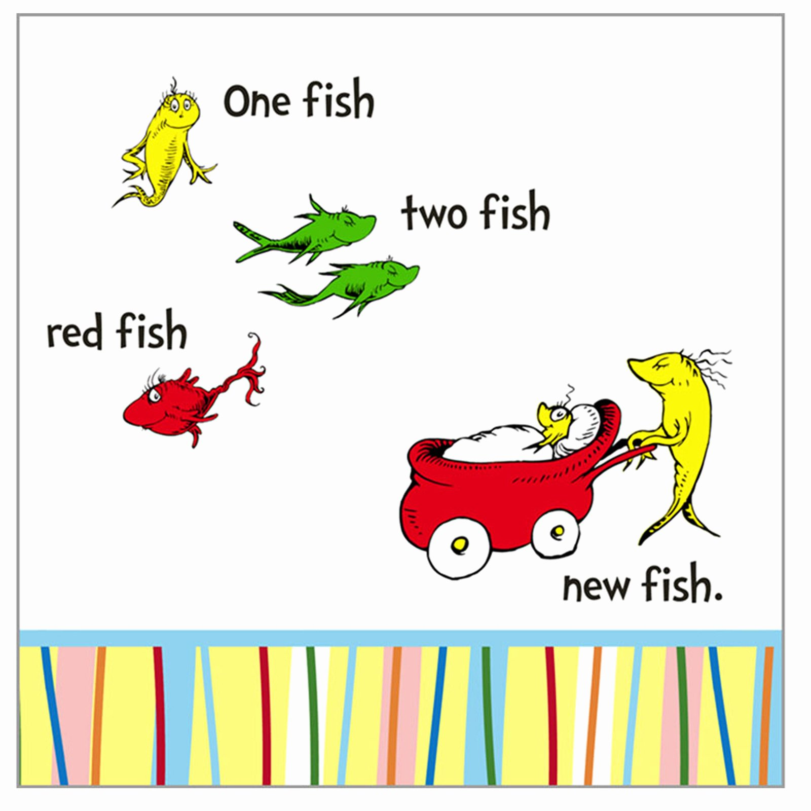 Dr.seuss Fish Template Lovely Of Red Fish Blue Fish Clipart.