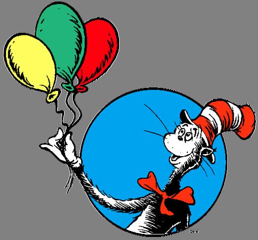 Dr Seuss Day PNG Transparent Dr Seuss Day.PNG Images..