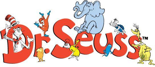 Dr. Seuss Clipart.