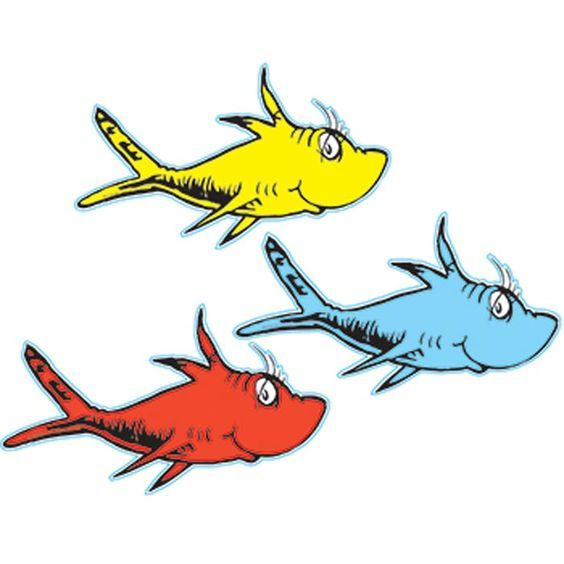 Free Printable Dr. Seuss Clip Art.
