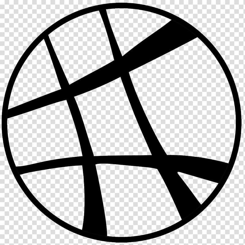 Basketball ball logo, Doctor Strange Sanctum Sanctorum Clea.