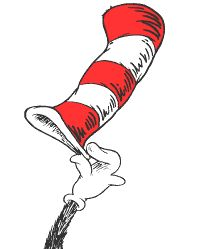 84 best Cat in the hat party images on Pinterest Dr suess.