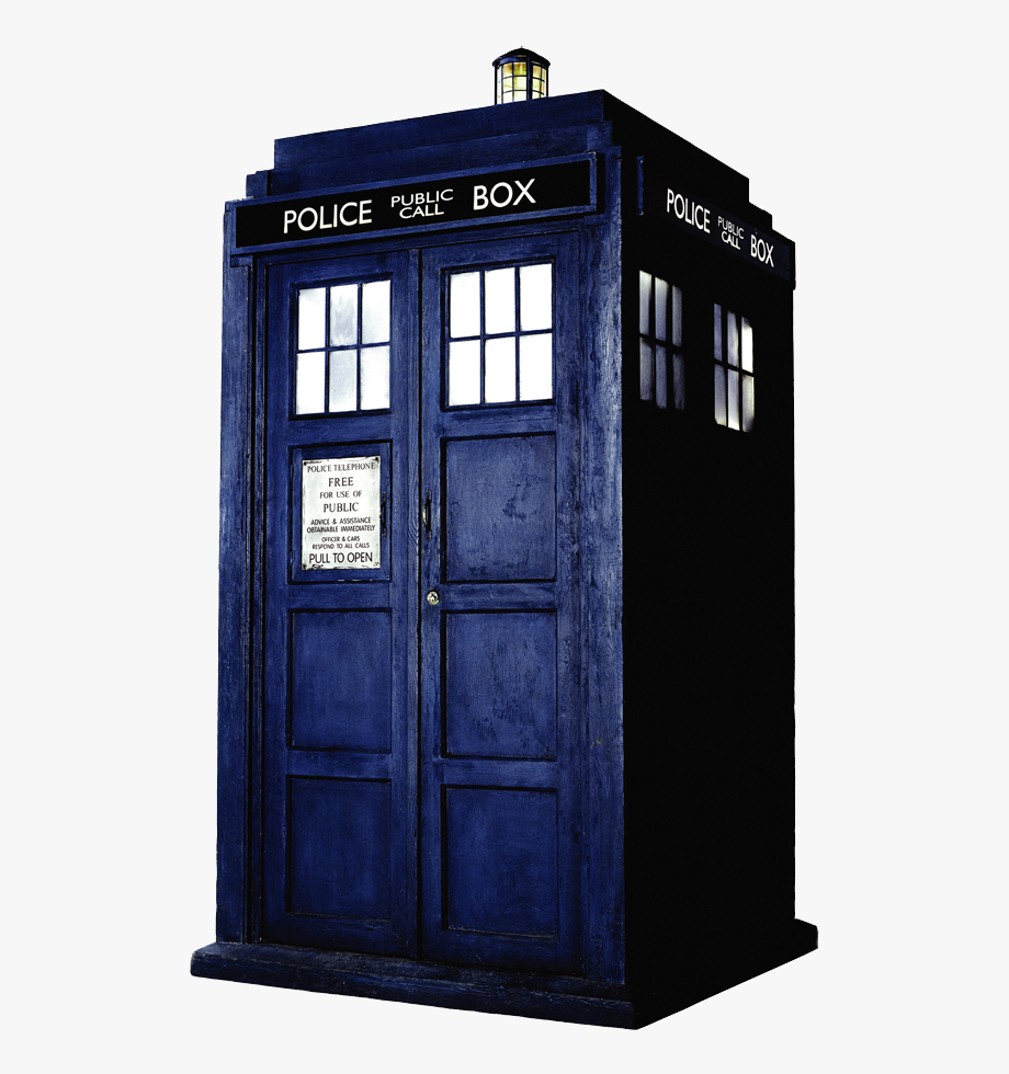 Doctor Who Clipart Police Box.
