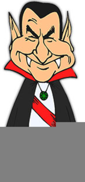 Count Dracula Clipart Free.